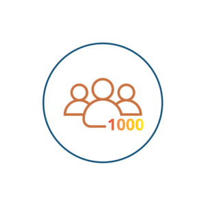 1,000 Additional Registrants